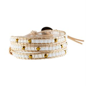 Picture of Desert Sand Crystal Beaded Wrap