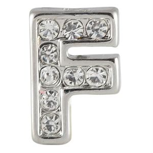 Picture of Silver 'F' Charm