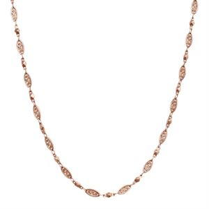 Picture of Nickel-Free Rose Gold Natalie Chain: 16-19""