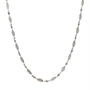Picture of Silver Natalie Chain: 16-19""