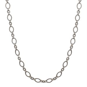 Picture of Nickel-Free Silver Madison Chain: 28-31""