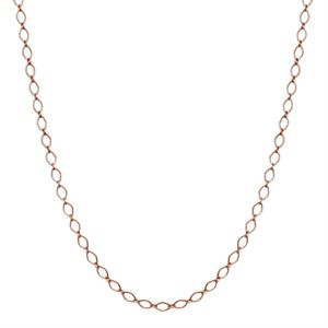 Picture of Rose Gold Sofia Chain: 16-19""